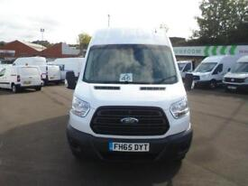 Ford Transit 2.2 Tdci 125Ps Double Cab DIESEL MANUAL WHITE (2016)