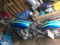 Project bike for sale