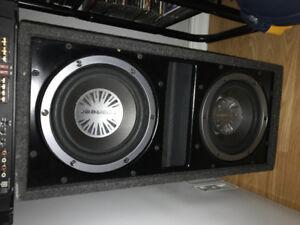 Systeme de son pour auto,camion haute performance