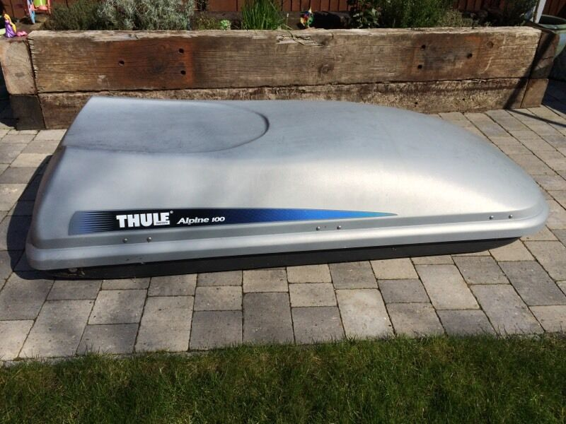 Thule Roof Box Gumtree Instructions