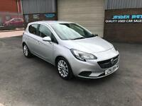 2016 VAUXHALL CORSA SE 1.4i PETROL,AUTOMATIC.19000 MILES WITH SERVICE HISTORY..