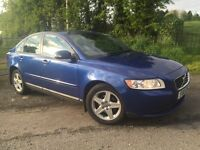 2008 Volvo S40 1.6 D S Full Years Mot Just Been Fully Serviced. May Part Exchange Finance Available