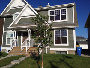 Two Storey Semi-Detached Home with 3 Master Bedrooms Lake Access