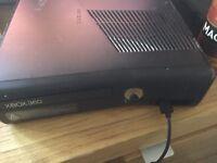 Xbox 360 250GB Slim With Turtle Beach X12's & Black Ops 2