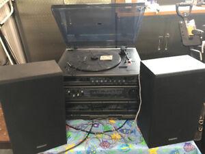 Older style Panasonic  stereo