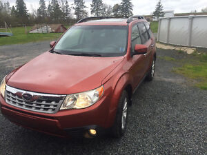 2011 Subaru Forester X Limited SUV, Crossover