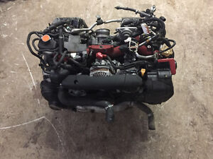 2013 Subaru WRX STi Engine (Long Block), 2.5L, 30,xxxKM - $5000