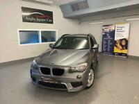 BMW X1 XDRIVE20D M SPORT Grey Manual Diesel, 2012, 112,000 MILES, 2X KEYS