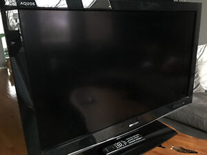 "Sharp 42"" 1080p LCD TV"
