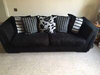 Double Sofa - 4 Seater