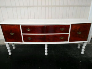 Refinished Sideboards-Ready as Islands, Built-ins, Vanities