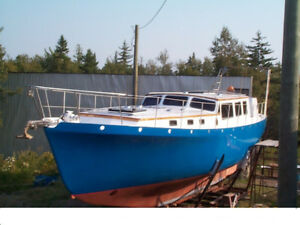 50 ft boat for sale