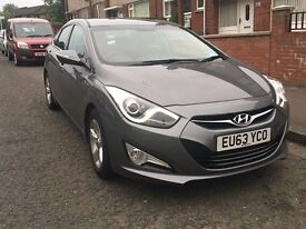 Hyundai i40 for sale - low mileage - very good condition - 7 year warranty
