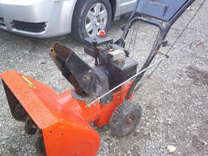 Snowblower's for Sale + Service and Repairs Stratford Kitchener Area image 5