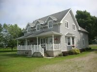 50 Acre Farm with Great House / Barns / Coveralls