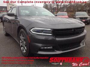 2017 Dodge Charger SXTRallye AWD, Blind Spot Monitoring, Rear Pa