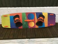 Nobile Kitesurf board - Used once