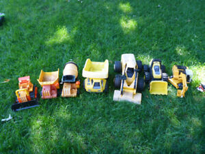 Lot de camions Fisher Price