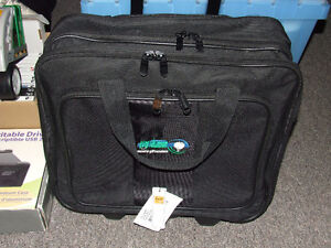 North End Rolling Pilot/Laptop/Overnight Case - NEW  WITH  TAGS