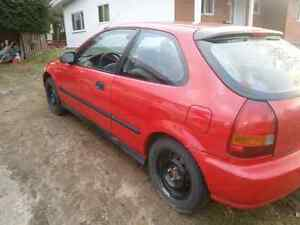 1998 civic extremely clean only 160k