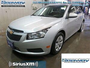 2013 Chevrolet Cruze LT   - OnStar -  SiriusXM - $91.54 B/W