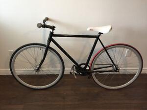 Fixed Gear Fixie Bike
