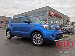 2018 Kia Soul HTD SEAT | LOWKM | ONE OWNER