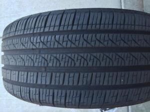4 TAKE OFF 225/45/18 PIRELLI cinturato p7 RUN FLAT tires %99 tre
