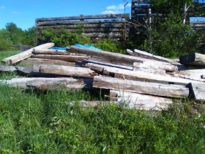 1870 log cabin white pine and cedar logs for sale