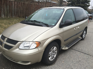 Low km144 2007 Dodge Caravan NO RUST 289 660-0371