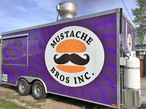 Food Truck (Trailer) and Busness for Sale