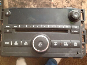 GM factory radio