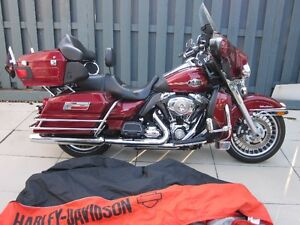 2009 Harley Davidson Ultra Classic (Bowmanville)