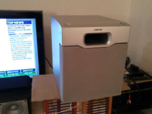 Sony Home Theater Active or Powered Subwoofer SA-WMSP2
