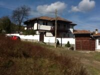 Beautiful fully furnished detached property for sale in Bulgaria