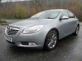 Vauxhall Insignia Exclusiv CDTi 5dr DIESEL MANUAL 2009/59