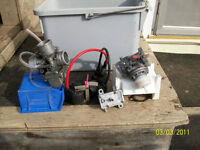 1970,s to 1990,s butterfly and mickuni carbs/fuelpumps/coils