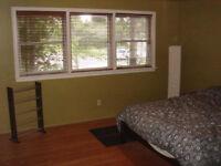 Furnished 2 Bedroom Half-Duplex for Rent in University Area