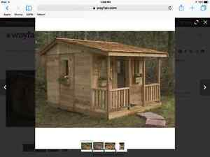 Hunting cabin wanted