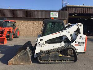 2014 Bobcat T650 tout équipé option A91 *341 heures* LIQUIDATION West Island Greater Montréal image 1