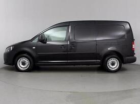 2014 VOLKSWAGEN CADDY MAXI 1.6 TDI C20 Maxi 5dr 5 Seats