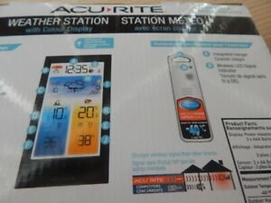 WEATHER STATION, Brand NEW, Great GIFT IDEA