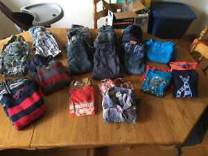 Lot de vêtements 18-24 mois pour garçons