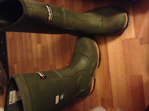 Baffin Winter Rubber Boots