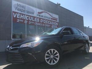 Toyota Camry LE+CAMERA+A/C+GR.ELEC+WOW! 2016