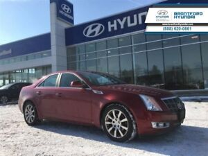 2009 Cadillac CTS 3.6L   AWD   AS IS