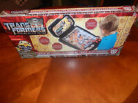 (Brand New)Transformers Revenge of the Fallen Table Top Pinball