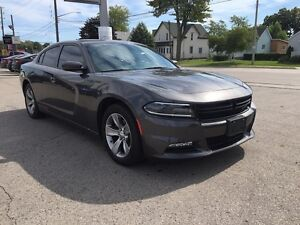 2015 Dodge Charger SXT***Navi,Sunroof,Low Kms*** London Ontario image 3