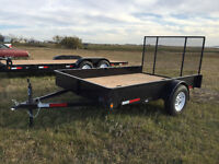 Brand New 2015 10'x6' Utility Trailer for sale!