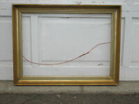Old Picture Frames from Europe for sale